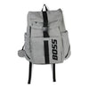 kids-atelier-boss-kids-children-boys-girls-gray-marl-side-logo-backpack-j90161-a33