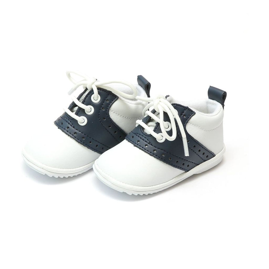 lamour-white-navy-austin-boys-leather-oxford-shoe-2342wn
