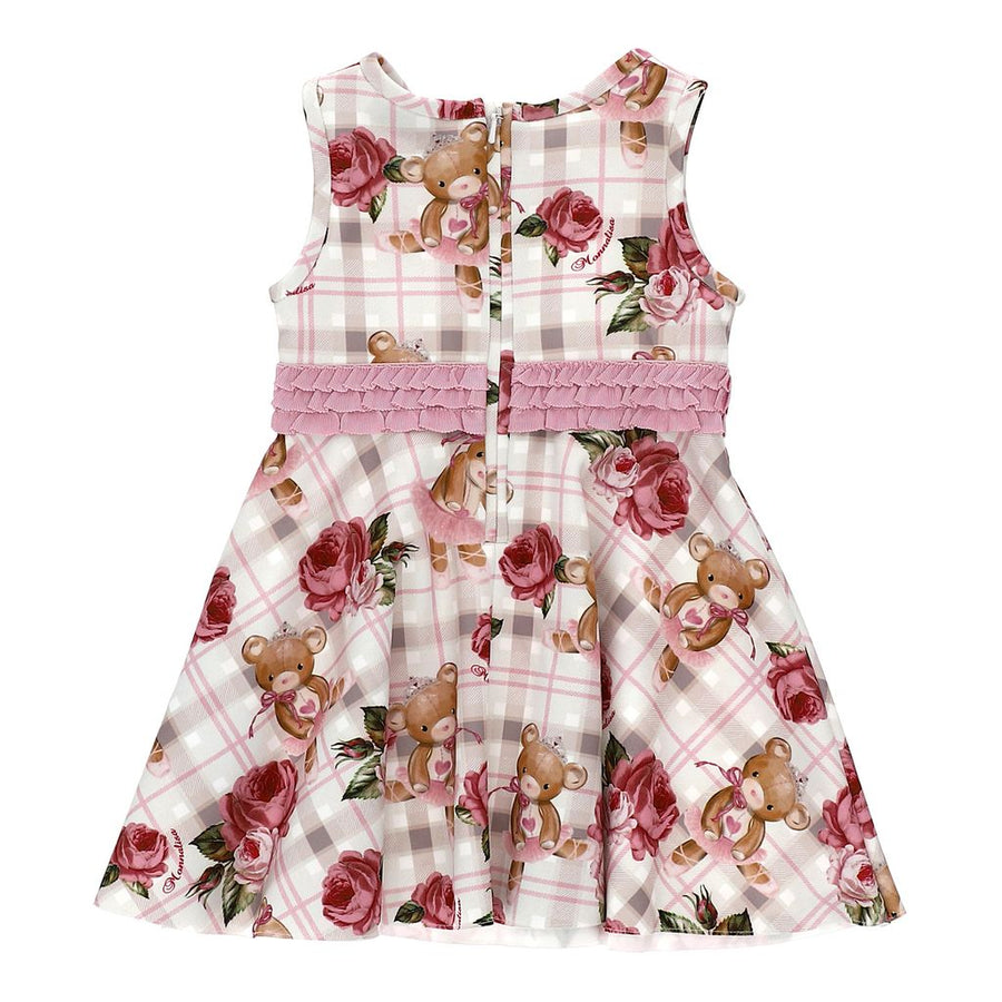 monnalisa-sleveless-teddy-bear-rose-print-dress-316901-6601-0194