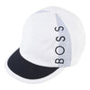 BOSS-CAP-J91101-10B WHITE