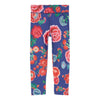 Oilily Toga Aop Painted Embroidery Flower Leggings-Default-Oilily-kids atelier
