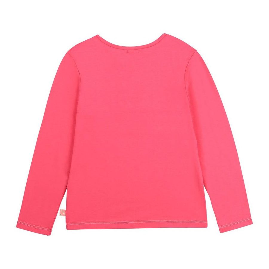 BLUSH-T-SHIRT-U15795-49N ROSE PEP'S
