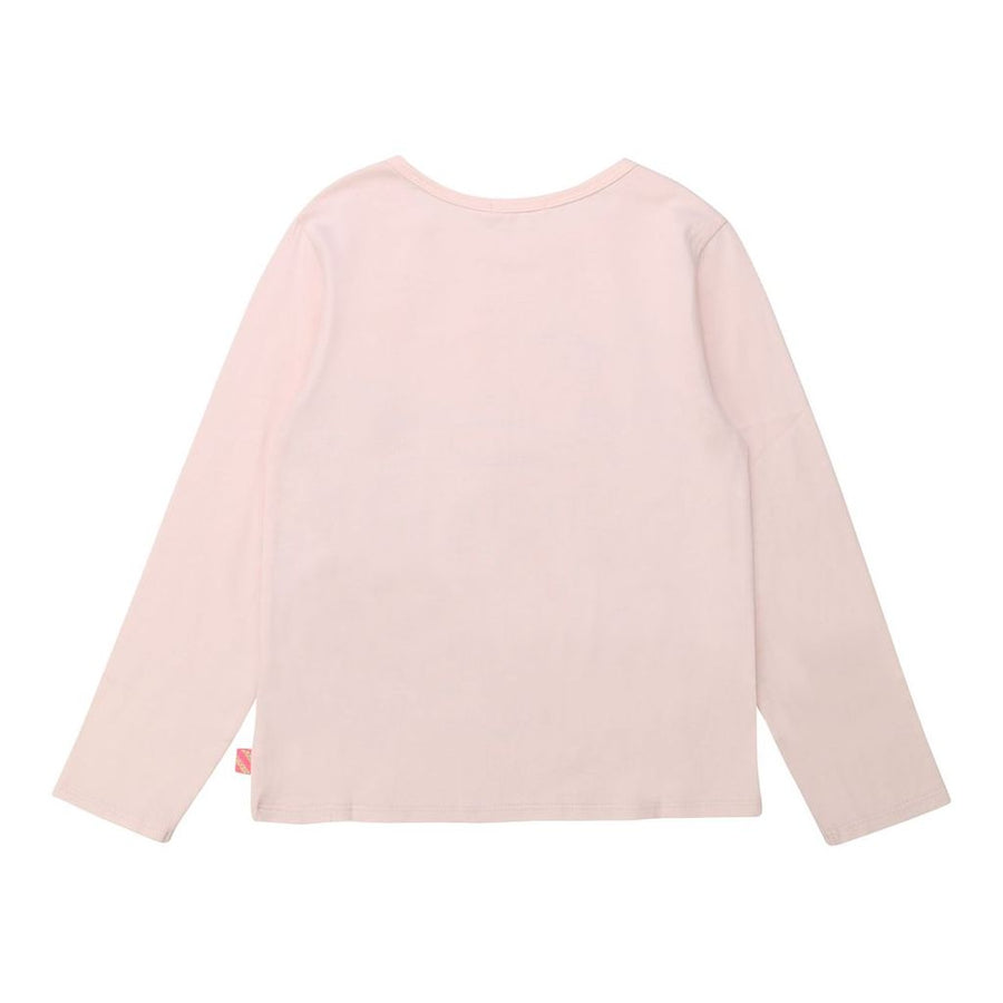 BLUSH-T-SHIRT-U15789-45X PINK PALE