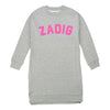 zadig-voltaire-gray-sweatshirt-dress-x12106-a43