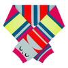 Deux Par Deux Multicolor Knit Scarf-Accessories-Deux Par Deux-kids atelier
