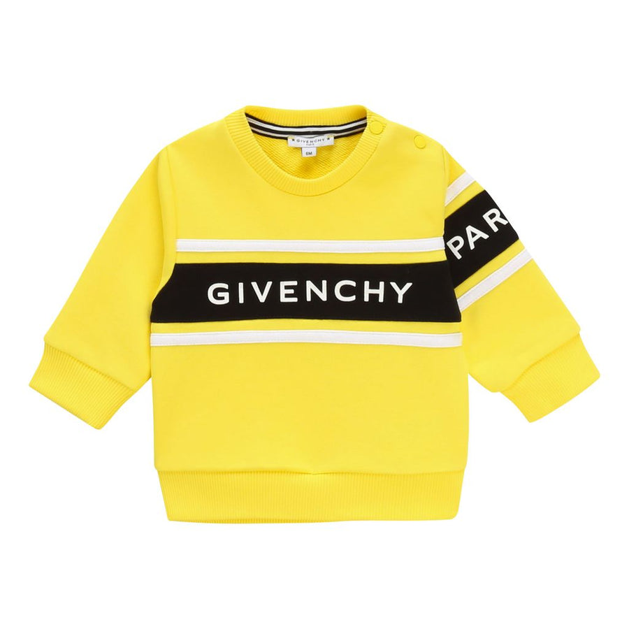 kids-atelier-givenchy-kids-baby-boys-girls-yellow-icon-logo-sweatshirt-h05111-535
