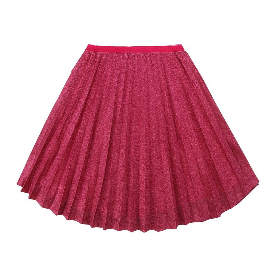 PLUM SPARKLY TULLE SKIRT