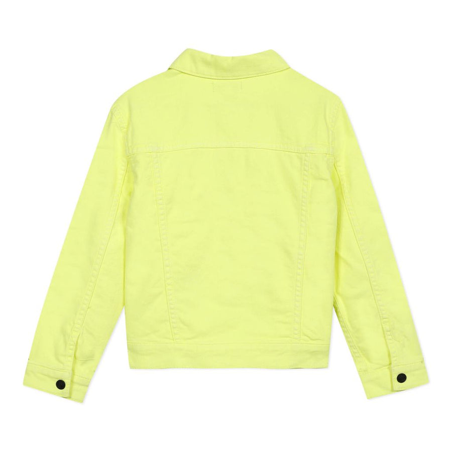 Yellow Patch Jacket