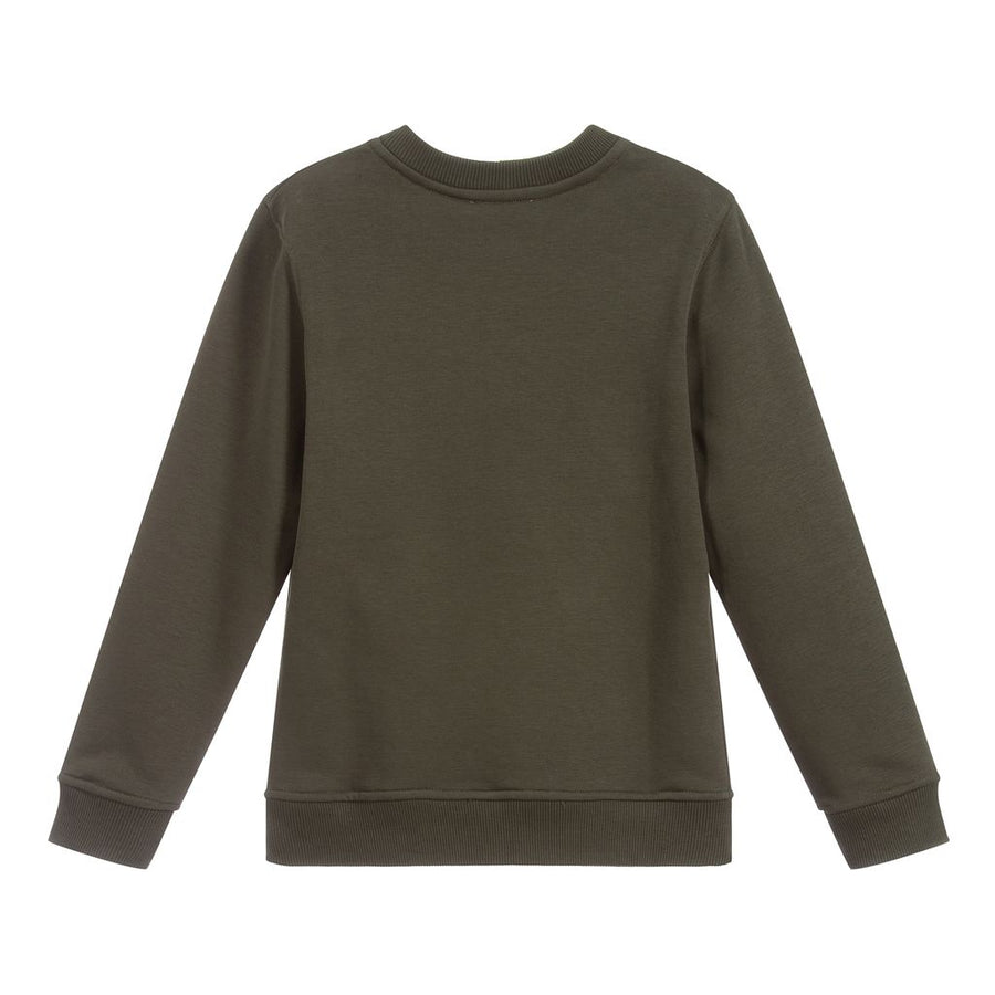kids-atelier-givenchy-kid-boys-khaki-green-crewneck-sweatshirt-h25224-642