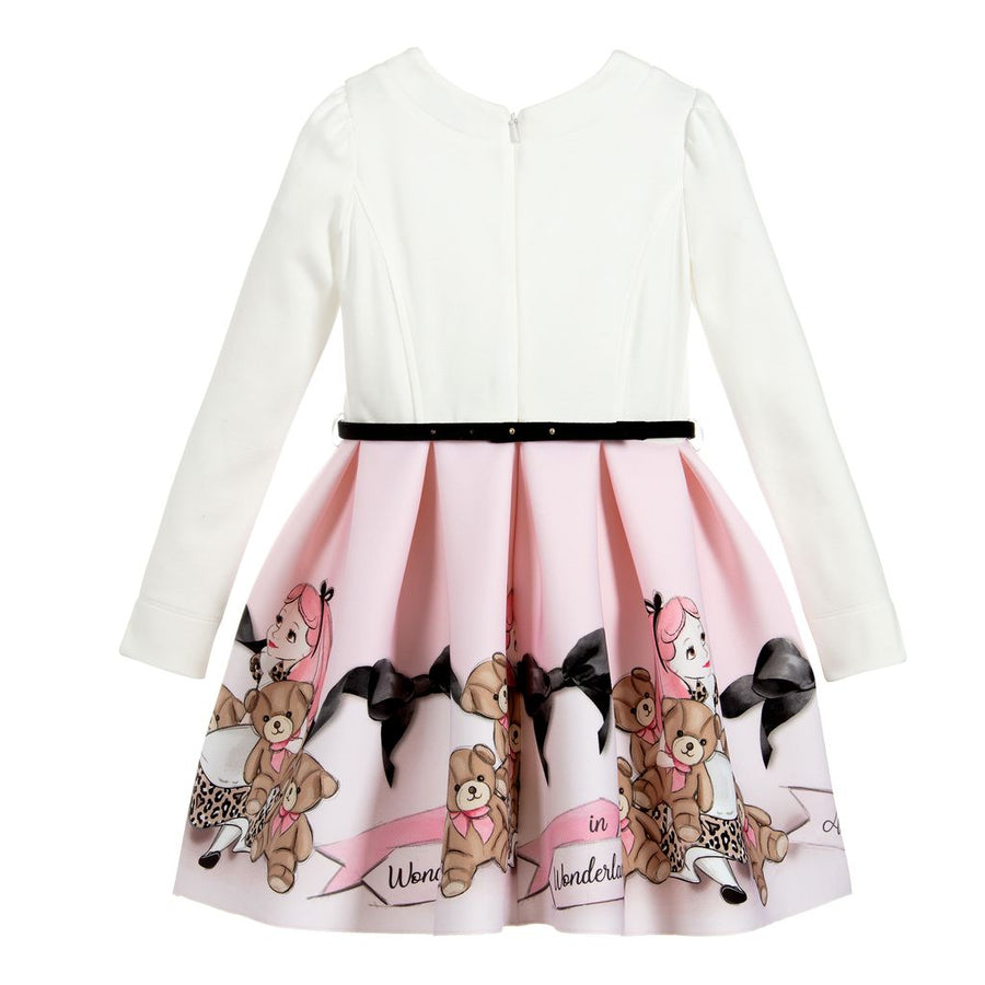 Pink Alice in Wonderland Dress