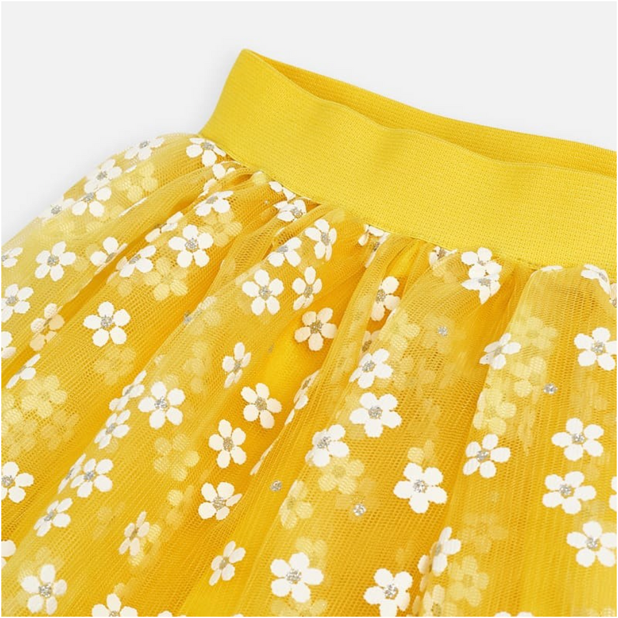 mayoral-yellow-tulle-flower-skirt-3901-74