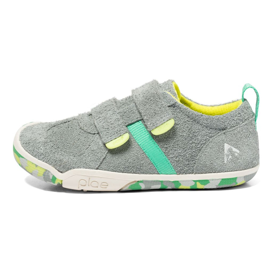 Plae Nat Fuzzy Limestone Shoes-Shoes-Plae-kids atelier