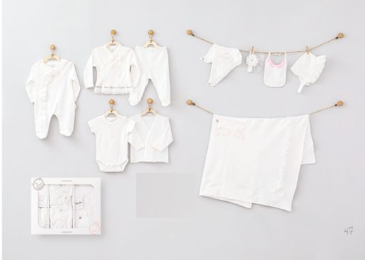 Andy Wawa Milli Rabbit Baby Cottons 10 PC Set