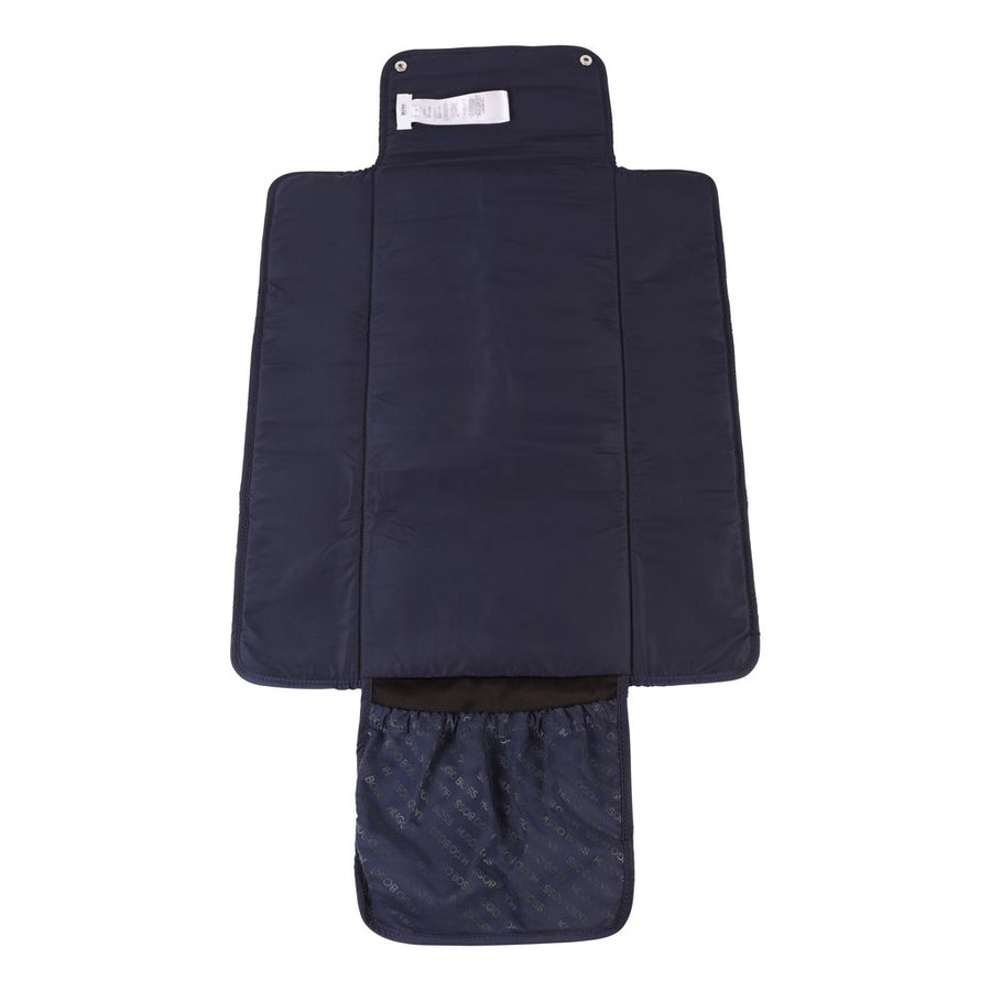 BOSS-CHANGING MAT-J90149-849 NAVY