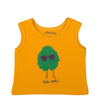 YELLOW KALE YEAH TANK TOP
