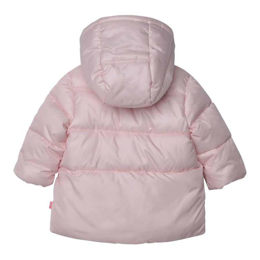 BLUSH-PUFFER JACKET-U06111-45X PINK PALE