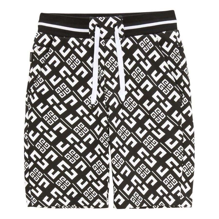 kids-atelier-givenchy-kids-children-boys-black-geo-logo-shorts-h24081-m41