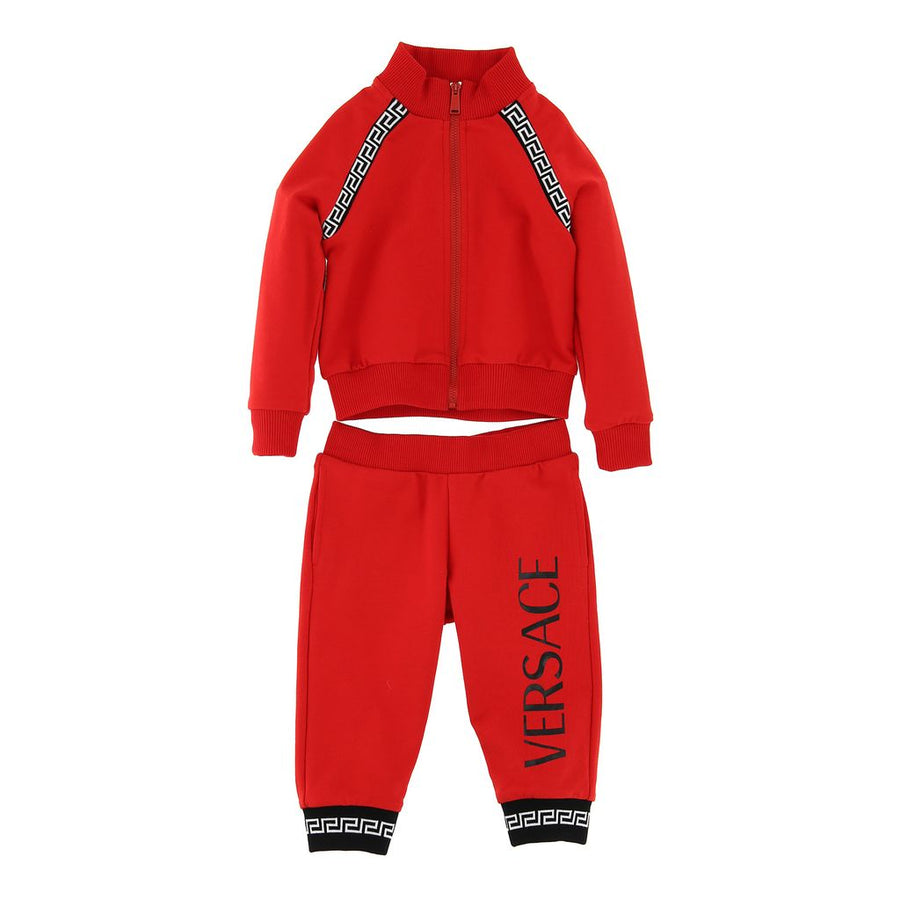 VERSACE-TRACKSUIT-YB000164-YA00077-A1227-RED