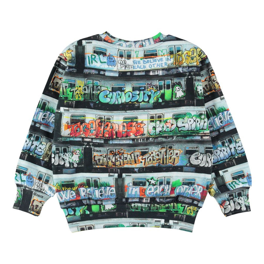 MOLO-SWEATSHIRT-1W19J214-7038 SUBWAY