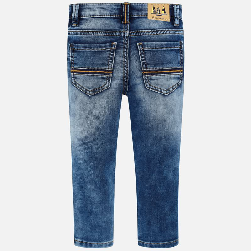 MAYORAL-3534-88-SOFT DENIM PANTS-BASIC