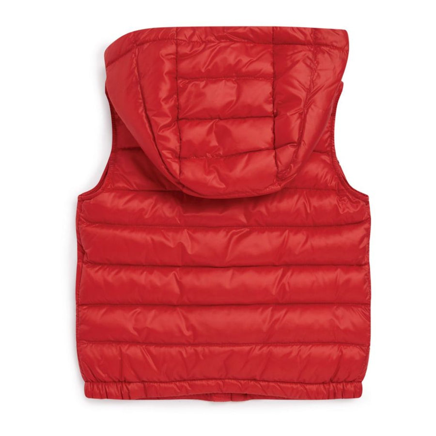 MONCLER-BARGY VEST-F1-954-1A11920-C0465-450 RED