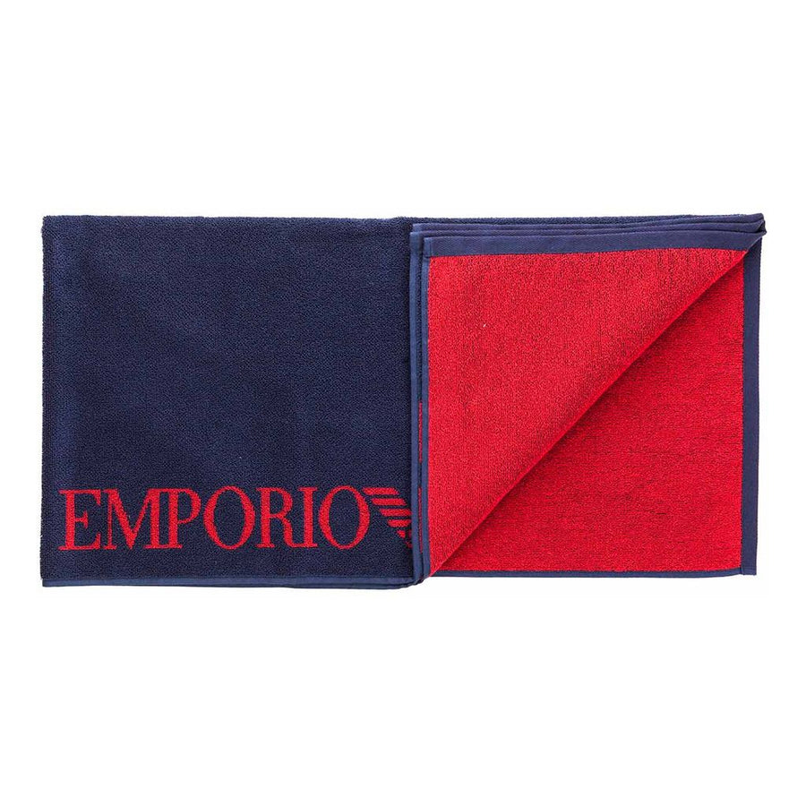 armani-navy-red-beach-towel-408509-0p219-43736