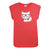 Red Cool Cat Dress
