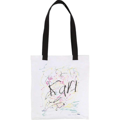Graphic Glitter Tote Bag-Accessories-Karl Lagerfeld-kids atelier