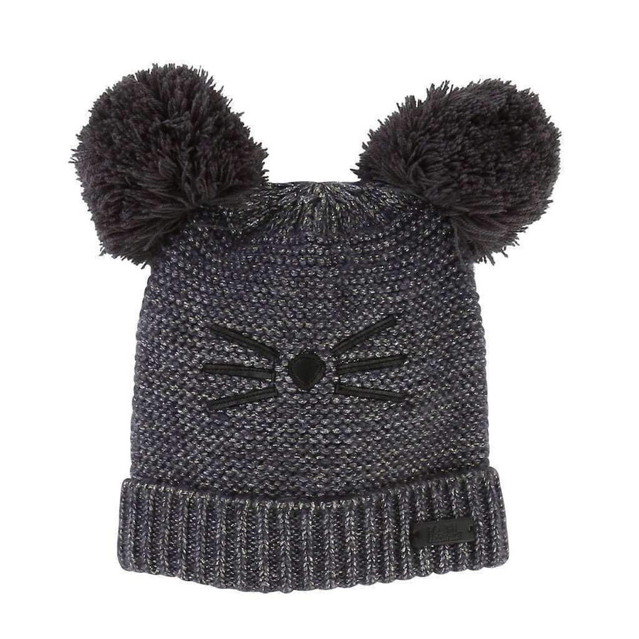 Gray Choupette Cat Hat Beanie