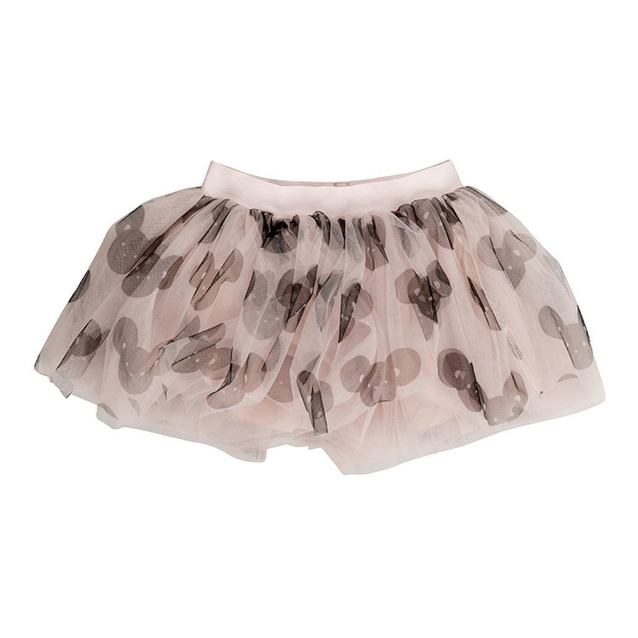 Huxbaby Biege Tulle Skirt-Skirts-Huxbaby-kids atelier