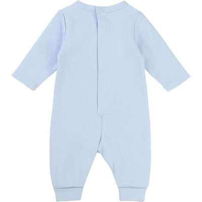 Karl Lagerfeld Light Blue Graphic Pajamas-Outfits-Karl Lagerfeld-kids atelier