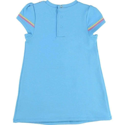 Little Marc Jacobs Blue Roller Skates Dress-Dresses-Little Marc Jacobs-kids atelier