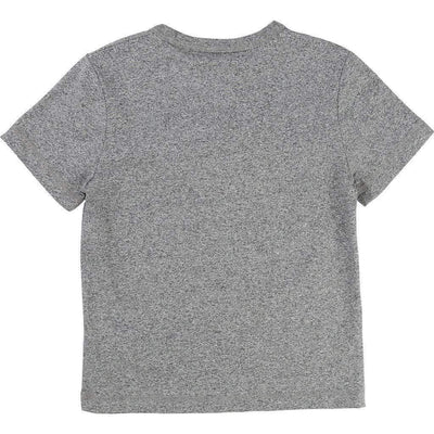 Little Marc Jacobs Grey Cruise T-Shirt-Shirts-Little Marc Jacobs-kids atelier