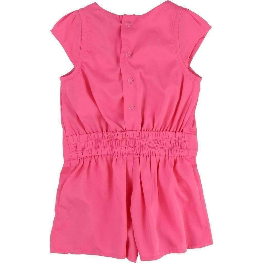 Little Marc Jacobs Pink Gem Stone Romper
