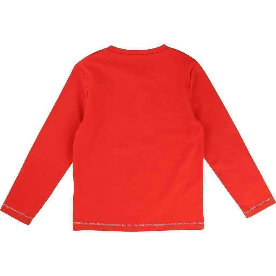 Little Marc Jacobs Red Guitarist T-Shirt