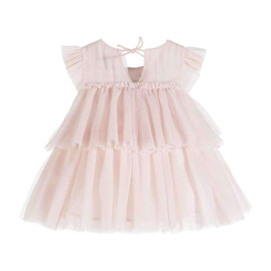 Luna Luna Bijou Powder Tulle Dress-Dresses-Luna Luna-kids atelier