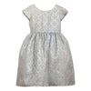 Luna Luna Charme Mint Jacquard Dress-Dresses-Luna Luna-kids atelier