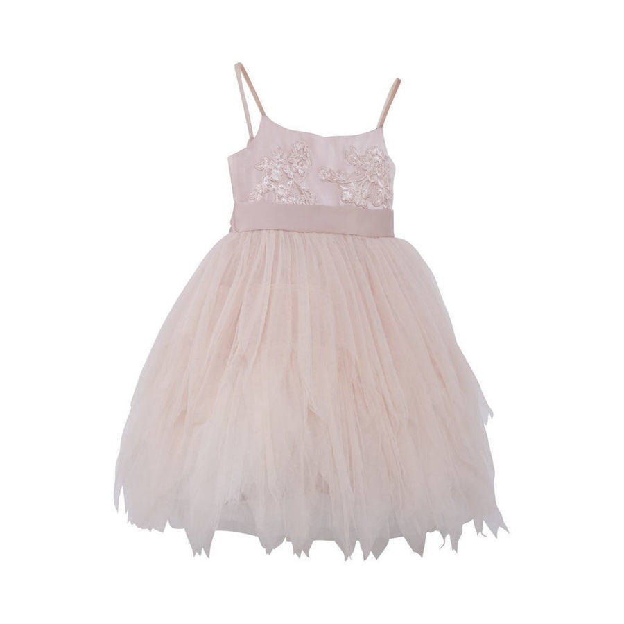 Luna Luna Diva Powder Tulle Dress-Dresses-Luna Luna-kids atelier