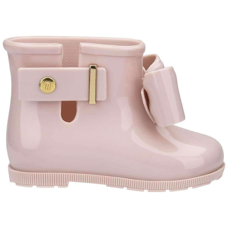 Mini Melissa Beige Mini Sugar Rain Bow