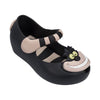 Mini Melissa Black Alice in Wonderland Mary Janes-Shoes-Mini Melissa-kids atelier