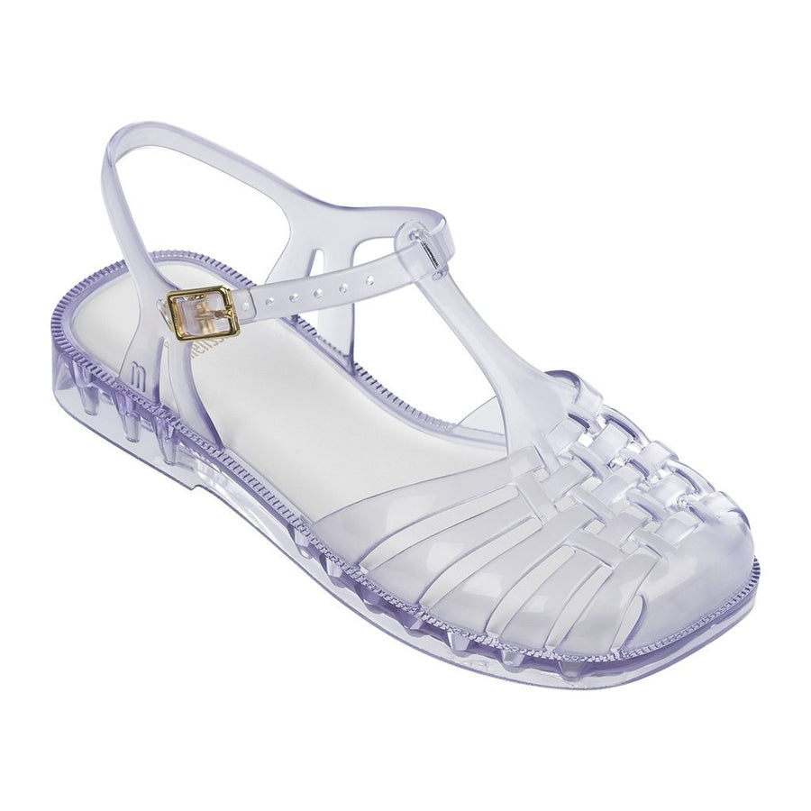 Mini Melissa Clear Mel Aranha Quadarda Sandals-Shoes-Mini Melissa-kids atelier