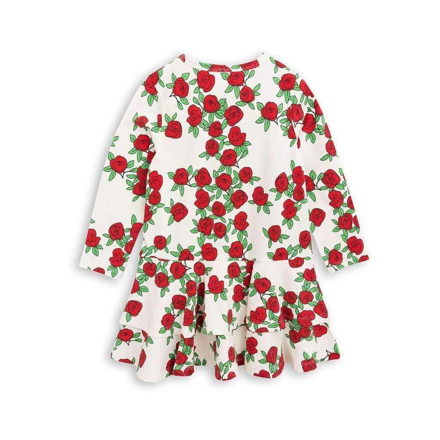 Mini Rodini Rose Frill Dress