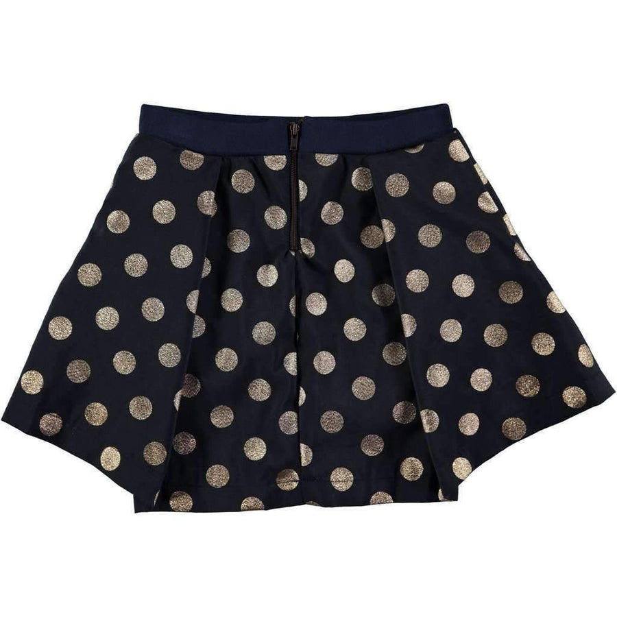 Molo Bree Golden Dots Skirt