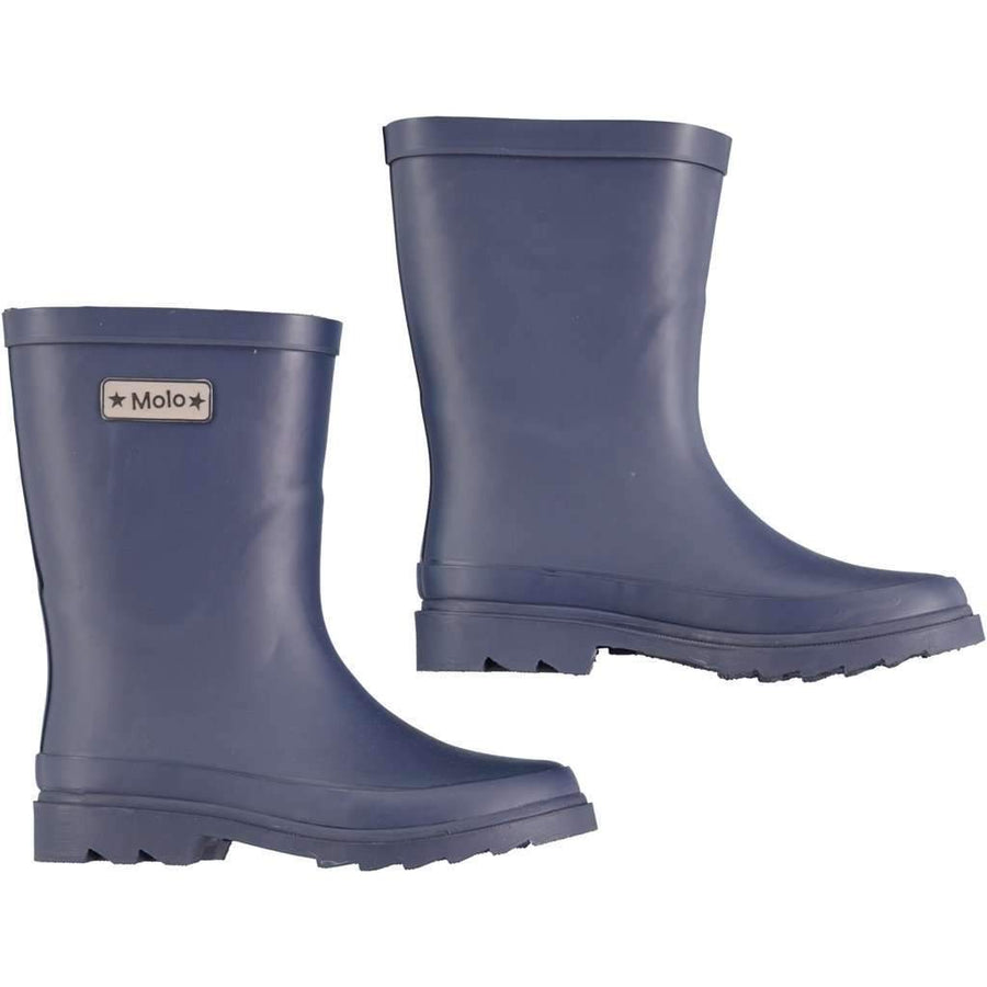 Molo Dark Navy Blue Boots