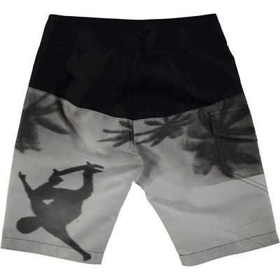 Molo Nalvaro Shadow Skater Board Shorts-Swimwear-Molo-kids atelier