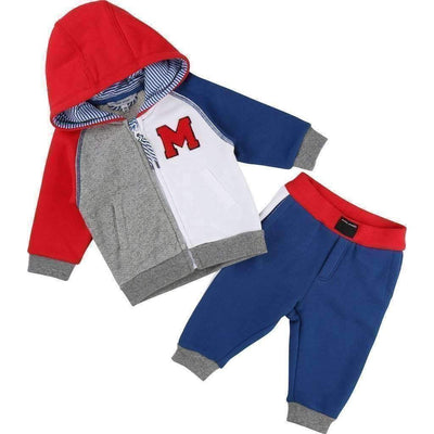 Multicolored Track Suit-Outfits-Little Marc Jacobs-kids atelier