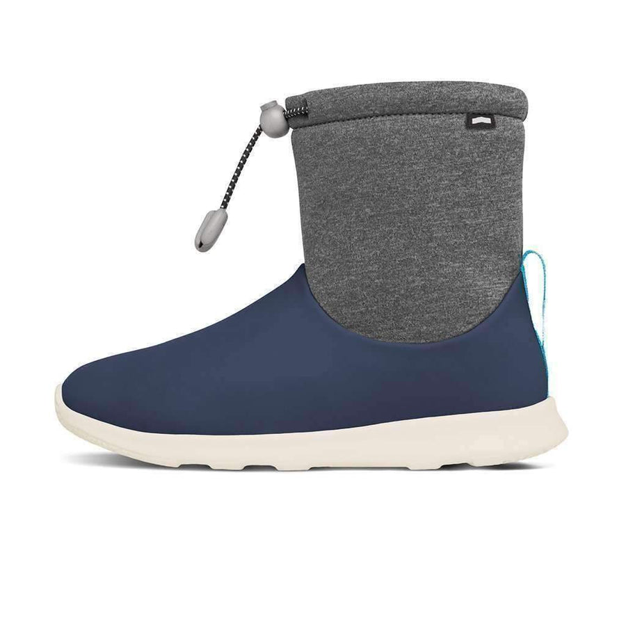 Native Blue, Gray & White Ranger Boot