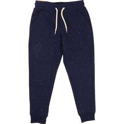 Navy Blue Sweat Pants-Pants-Billybandit-kids atelier