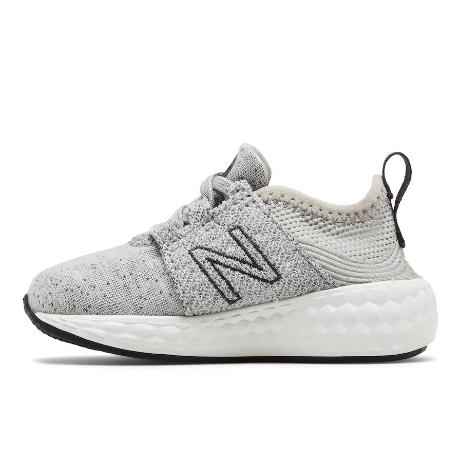 New Balance Gray & Black Cruz Sport-Shoes-New Balance-kids atelier