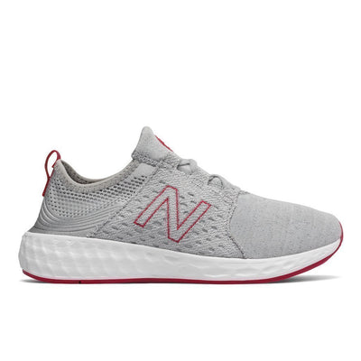 New Balance Gray & Pink Cruz Sport-Shoes-New Balance-kids atelier